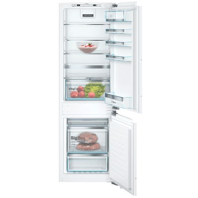 Bosch KIN86AFF0G Serie 6 Integrated 60/40 Fridge Freezer