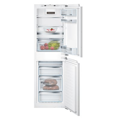Bosch KIN85AFE0G Serie 6 Integrated 50/50 Fridge Freezer