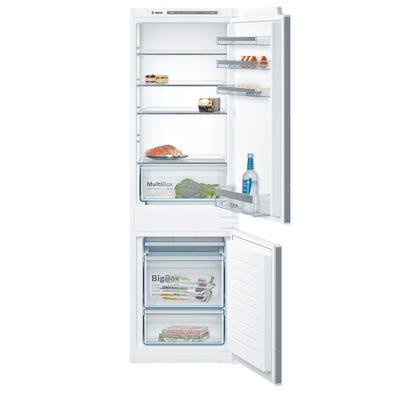 Bosch KIV86VSF0G Serie 4 Integrated 60/40 Fridge Freezer