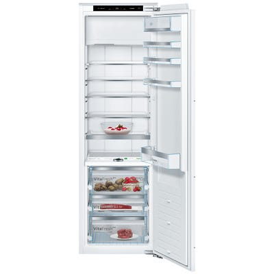 Bosch KIF82PFF0 Serie 8 Built In Single Door Fridge With Ice Box