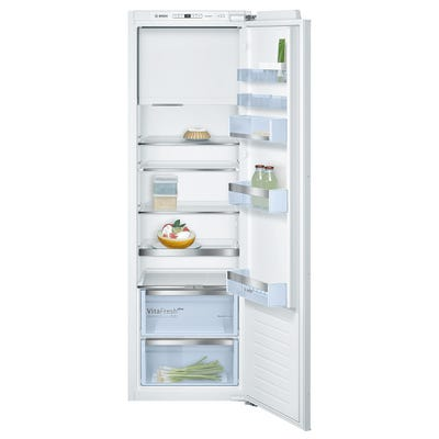 Bosch KIL82AFF0G Serie 6 Integrated Single Door Fridge With Ice Box