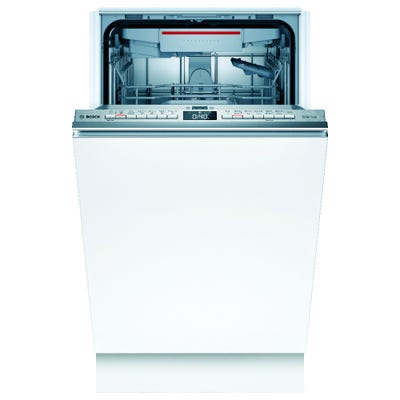 Bosch SPV4EMX21G Serie 4 45cm Fully Integrated Dishwasher