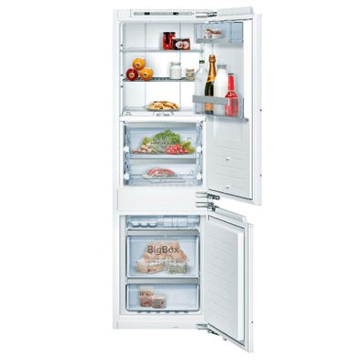 Neff KI8865DE0 N90 60/40 Built-In No Frost Fridge Freezer