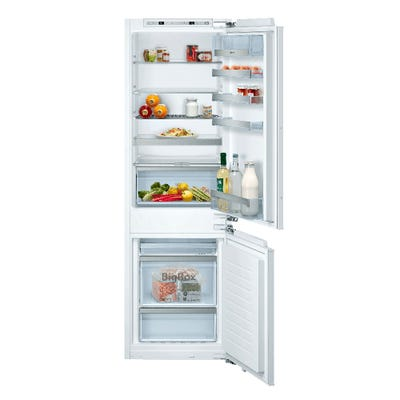 Neff KI7863DF0G N70 60/40 Built-In No Frost Fridge Freezer