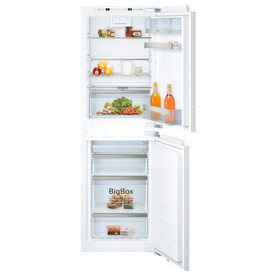 Neff KI7853DE0G N70 50/50 Built-In No Frost Fridge Freezer