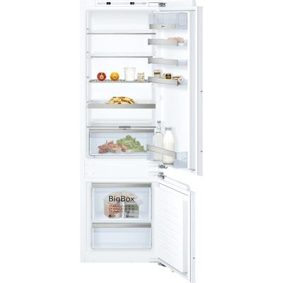 Neff KI6873FE0G N70 70/30 Built-In Low Frost Fridge Freezer