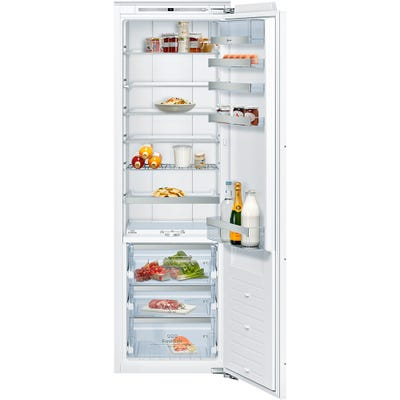 Neff KI8816DE0 N90 Built-In Single Door Fridge