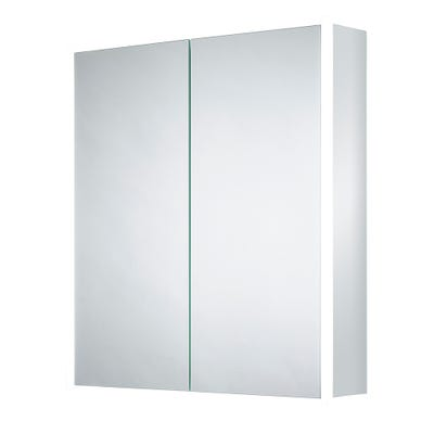 Sensio Ainsley Double Door Illuminated Led Mirror Cabinet