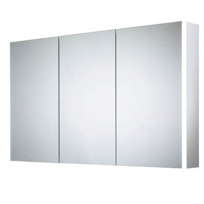 Sensio Ainsley Triple Door Illuminated Led Mirror Cabinet