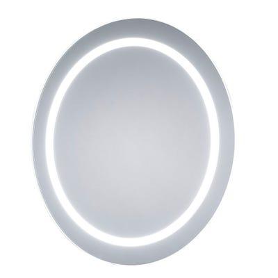 Sensio Aria Round Illuminated Led Mirror