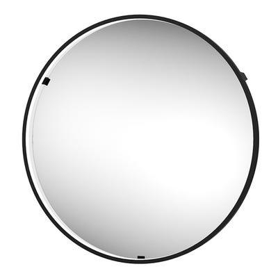 Sensio Aspect Round Illuminated Bathroom Mirror