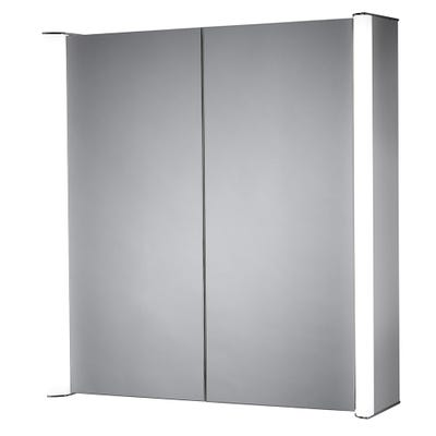 Sensio Aspen Diffused Double Mirror Cabinet