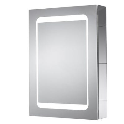 Sensio Belle Dual Lit Single Mirror Cabinet