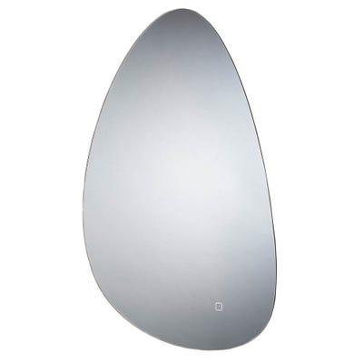 Sensio Mistral Illuminated Led Mirror Tear Drop