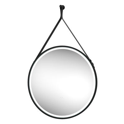 Sensio Nova 600 Round Illuminated Bathroom Mirror