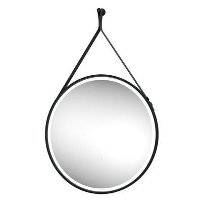 Sensio Nova 800 Round Illuminated Bathroom Mirror