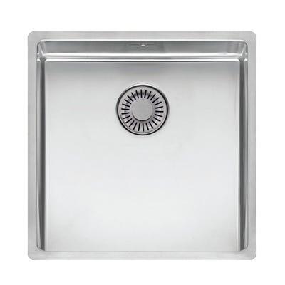Reginox New York 40 x 40 L Sink Matt Inox