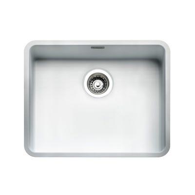Reginox Ohio 50 x 40 Sink White Steel