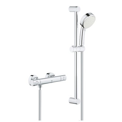 Grohtherm 800 Cosmopolitan Thermostatic Shower Set