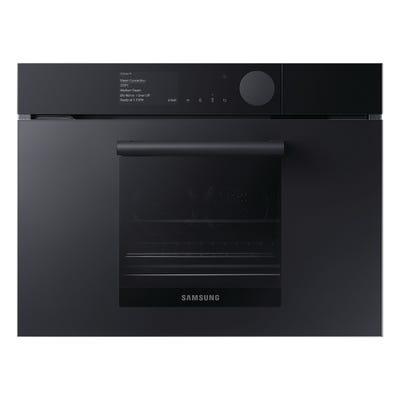 Samsung Infinite NQ50T9939BD/EU Compact Steam Oven - Matt Graphite Grey