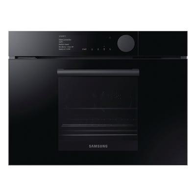 Samsung Infinite NQ50T8939BK/EU Compact Steam Oven - Onyx Black