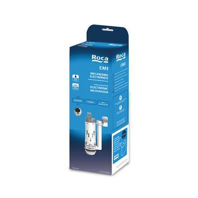 Roca EM1 Touchless Dual Flush Cistern Valve