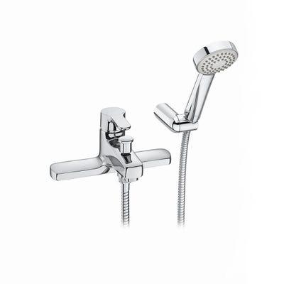 Roca L20 Single Lever Bath Shower Mixer Tap