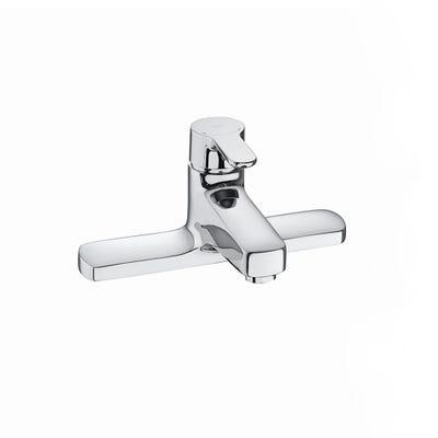 Roca L20 Single Lever Deck Mounted Bath Filler Tap