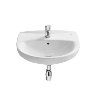 Roca Laura 450mm 1 Tap Hole Cloakroom Basin Pack