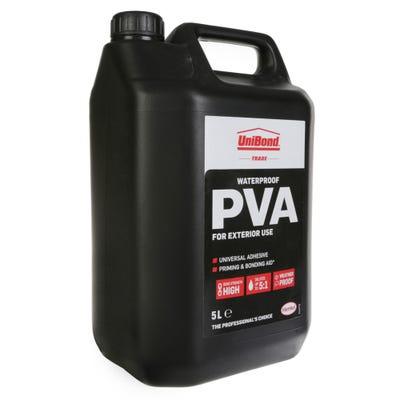 Unibond PVA Waterproof 5L