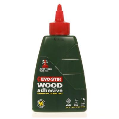 Evo-Stik Resin 'W' Interior Wood Adhesive 250ml