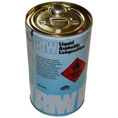 RIW Liquid Asphalt Composition 25L