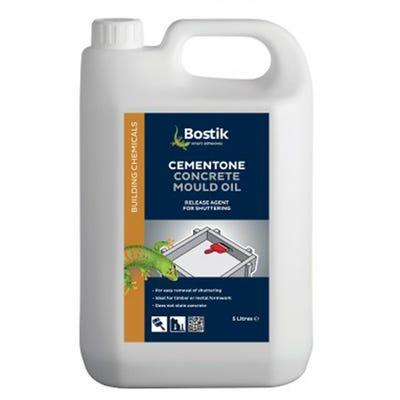 Bostik Cementone Concrete Mould Oil 5L
