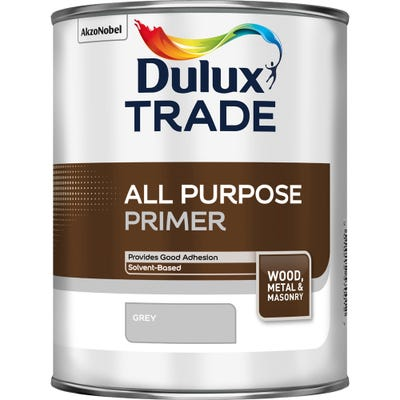 Dulux Trade All Purpose Primer Grey 1L