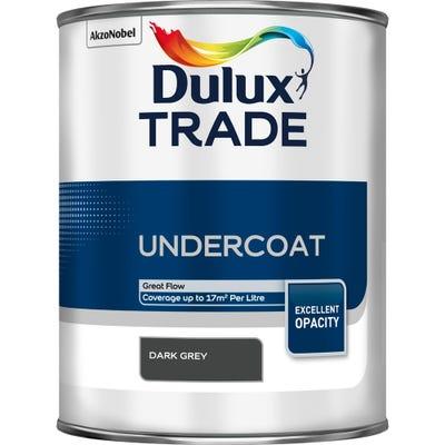 Dulux Trade Undercoat Dark Grey
