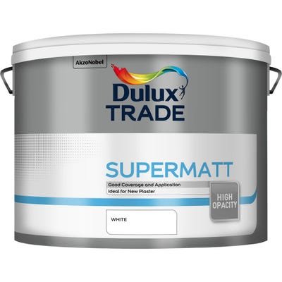 Dulux Trade Supermatt White