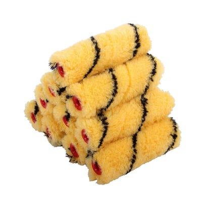 ProDec 4'' Mini Tiger Medium Pile Refills Pack of 10
