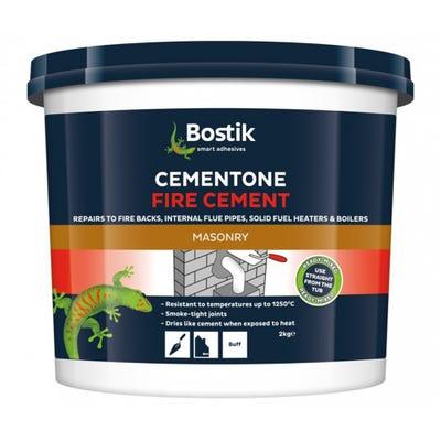 Bostik Cementone Fire Cement 2kg