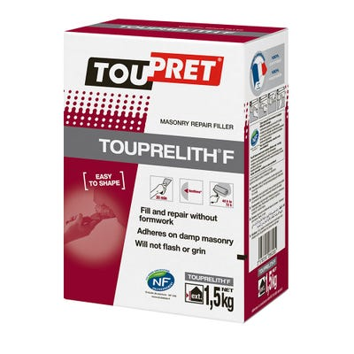 Toupret Touprelith F Exterior Repair Filler