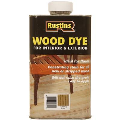 Rustins Antique Pine Wood Dye Internal & External
