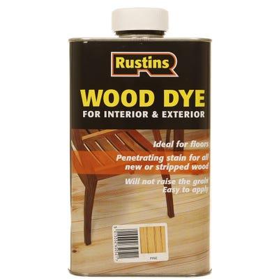 Rustins Pine Internal & External Wood Dye