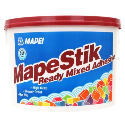 Mapei Mapestik Ready Mixed Adhesive For Ceramic Tiles 15Kg