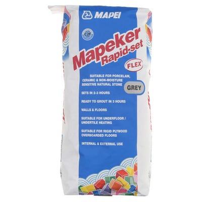 Mapeker 20Kg Porcelain Rapid Set Adhesive