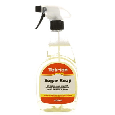Tetrion Sugar Soap Spray 500ml
