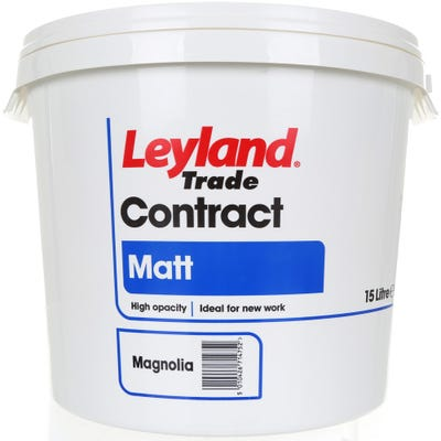 Leyland Trade Contract Matt Magnolia