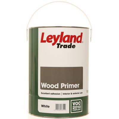 Leyland Trade Wood Primer White