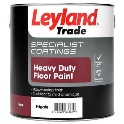 Leyland Trade Heavy Duty Floor Paint Frigate