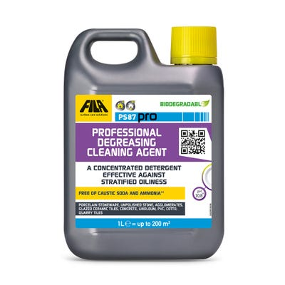 Fila PS87 Pro - Professional Degreasing Cleaning Agent 1L