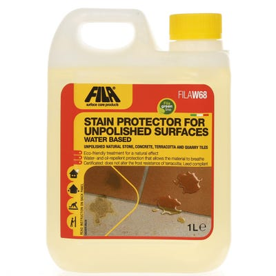 Fila Stain Protection For Terracotta And Natural Stone 1L