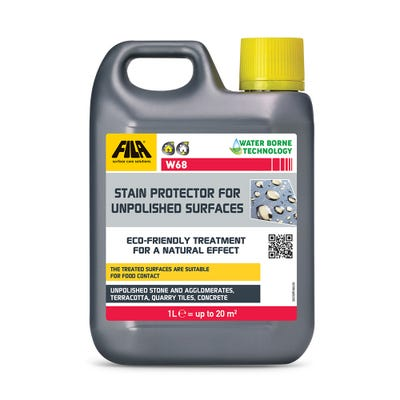Fila W68 Stain Protection For Unpolished Surfaces 1L